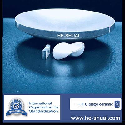HIFU piezo ceramic