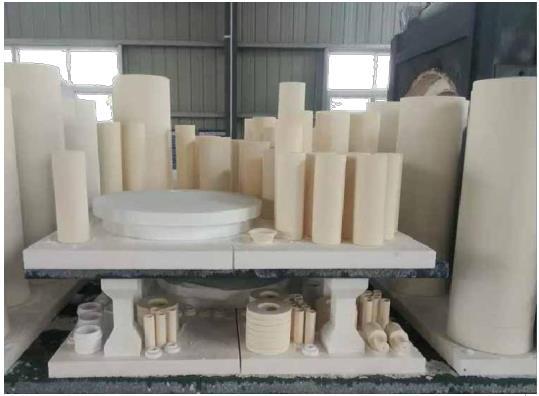 isostatic processing alumina ceramic tube