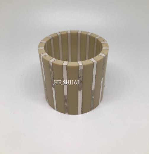 piezoelectric composite tube 3