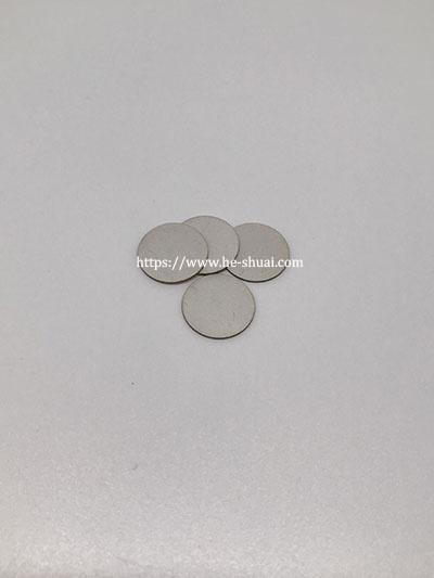 Piezo disk 002