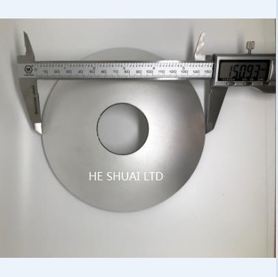 HIFU piezoelectric ceramic with OD 150mm