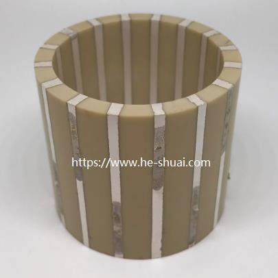 Piezo cylinders manufacture from HE SHUAI