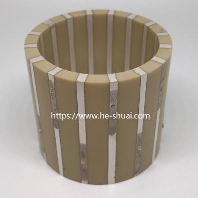 Piezo cylinders manufacture from HE SHUAI