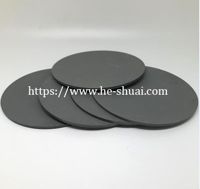 piezo disk without silver electrode