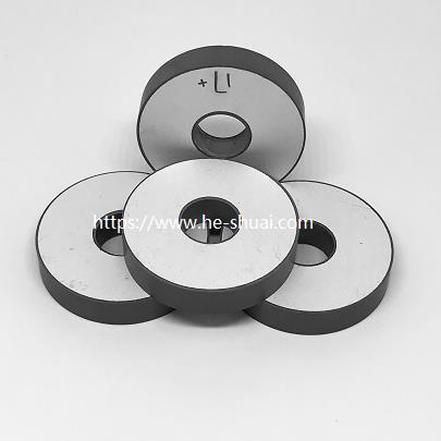 piezoelectric ceramic components