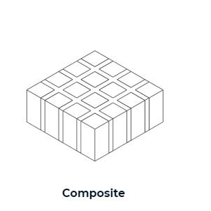 Piezo Composites dimension