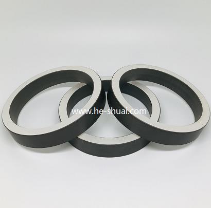 Piezoelectric ceramic ring manufacture